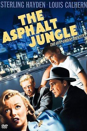 The Asphalt Jungle (DVD)