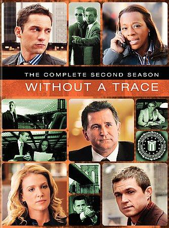 Without a Trace: The Complete Second Season (DVD)