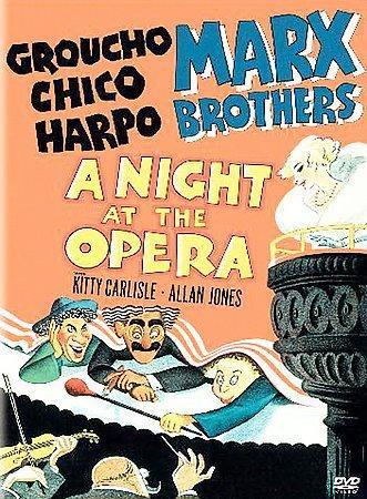 A Night at the Opera (DVD)