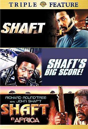Shaft/Shaft's Big Score/Shaft in Africa (DVD)