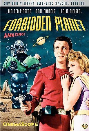 Forbidden Planet: 50th Anniversary Edition (DVD)