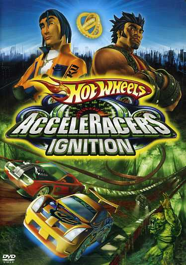 AcceleRacers: Ignition (MFV 1) (DVD)