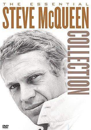 The Essential Steve McQueen Collection (DVD)