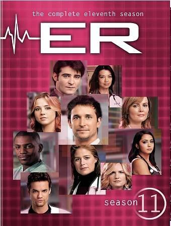 ER: The Complete Eleventh Season (DVD)