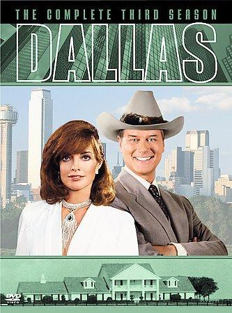 Dallas: The Complete Third Season (DVD) - Thumbnail 0