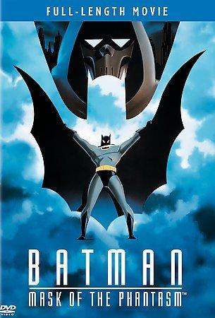 Batman: Mask of Phantasm (DVD)