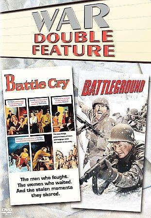 Battle Cry/Battleground (DVD)