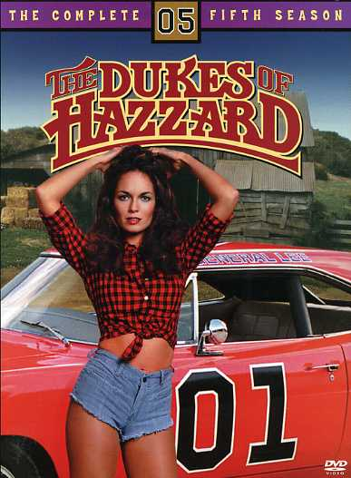 The Dukes of Hazzard: The Complete Fifth Season (DVD)