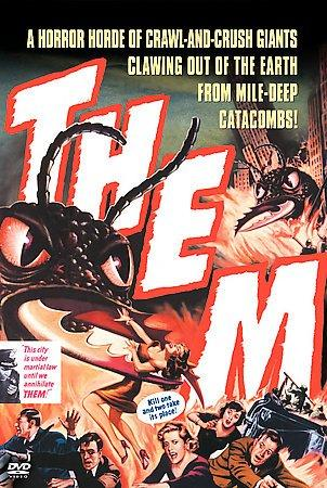 Them!/The Beast from 20,000 Fathom (DVD)