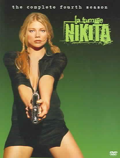 La Femme Nikita: The Complete Fourth Season (DVD)