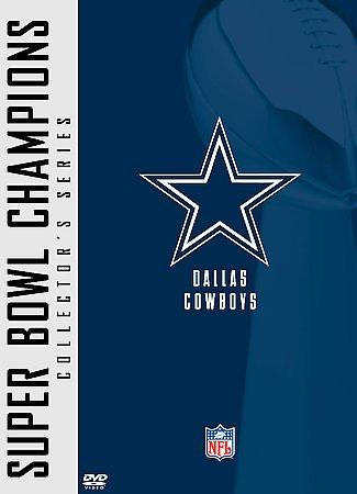 NFL Super Bowl Collection: Dallas Cowboys (DVD)