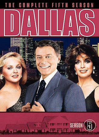 Dallas: The Complete Fifth Season (DVD) - Thumbnail 0