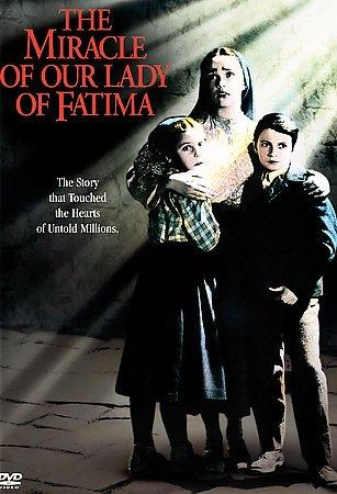 Miracle of Our Lady Fatima (DVD)