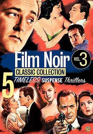 The Film Noir Classics Collection: Vol 3 (DVD)