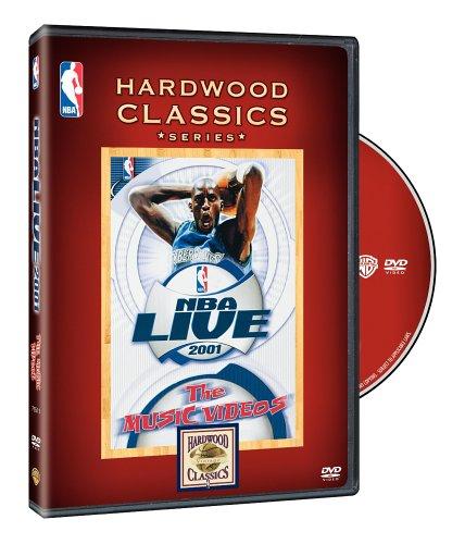 NBA Hardwood Classics: NBA Live 2001 (DVD)