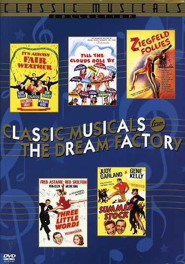 Classic Musicals Collection: Classic Musicals from the Dream Factory (DVD)