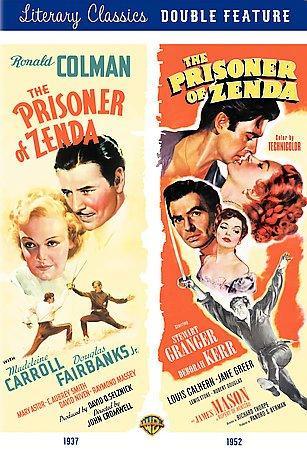 Prisoner of Zenda (DVD)