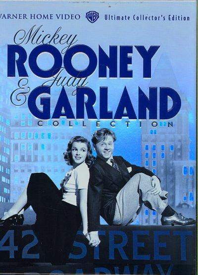 The Mickey Rooney & Judy Garland Collection (DVD)
