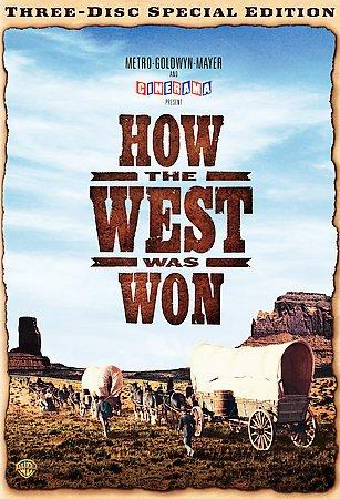 How The West Was Won: Special Edition (DVD)