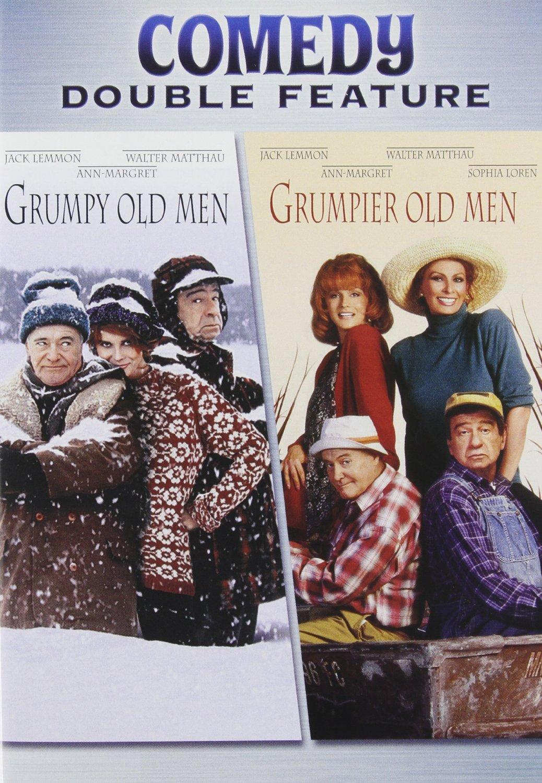 Grumpy Old Men/Grumpier Old Men (DVD)