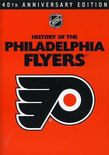 NHL History of the Philadelphia Flyers (DVD)