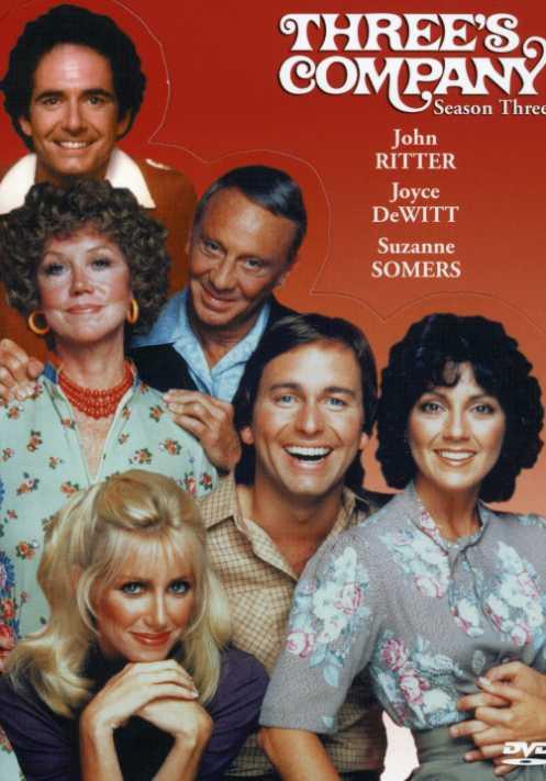 Three's Company: Season 3 (DVD)