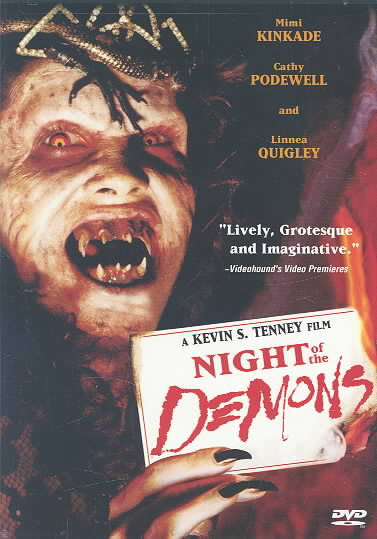 Night of The Demons(DVD)