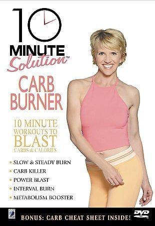 10 Minute Carb Burner (DVD)