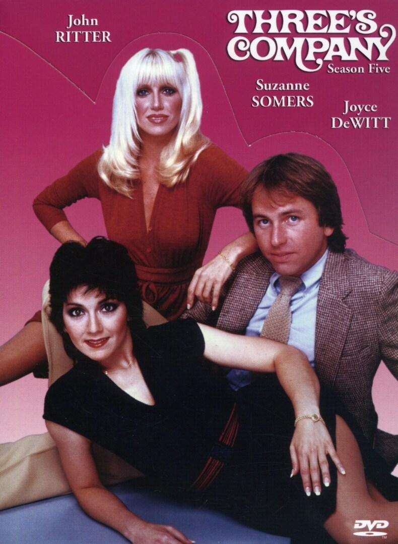 Three's Company: Season 5 (DVD)