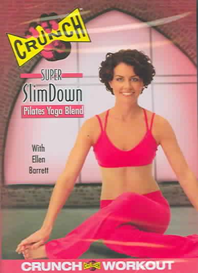 Crunch - Super Slimdown: Pilates Yoga Blend (DVD)