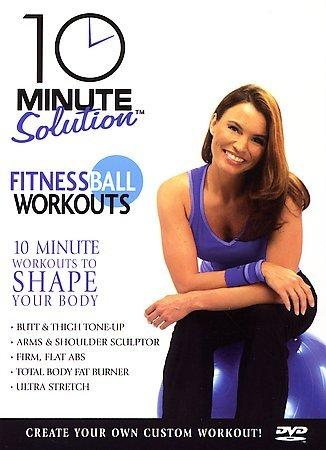 10 Minute Solution: Fitness Ball (DVD)