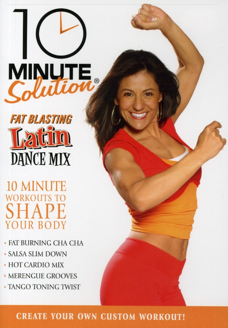 10 Minute Solution: Latin Dance Mix (DVD)
