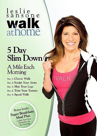 Leslie Sansone: 5 Day Slim Down (DVD)