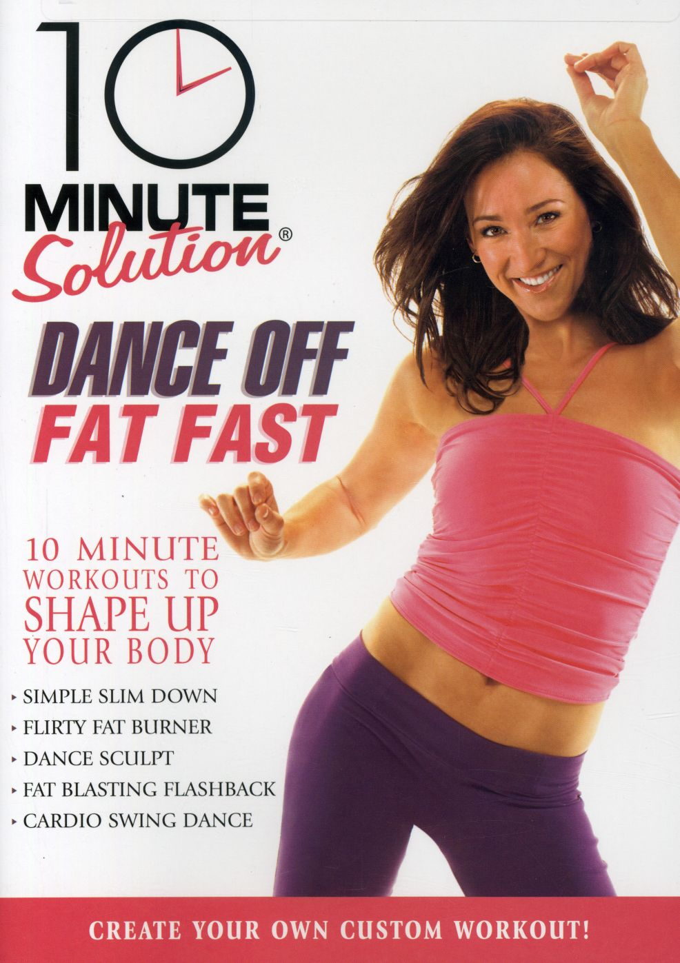 10 Minute Solution: Dance Off Fat Fast (DVD)