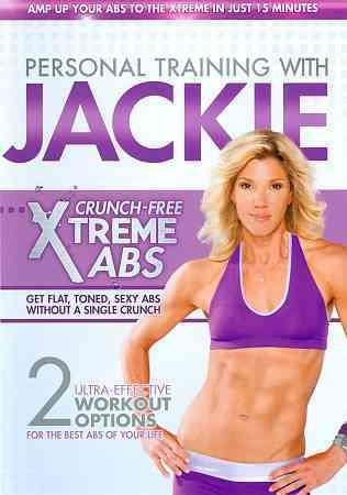 Personal Training with Jackie: Crunch-Free Xtreme Abs (DVD)
