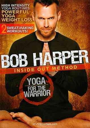 Bob Harper: Yoga For The Warrior (DVD)