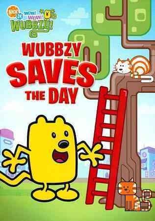 Wow Wow Wubbzy: Wubbzy Saves the Day (DVD)