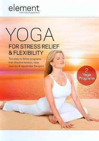 Element: Yoga For Stress Relief & Flexibility (DVD) - Thumbnail 0