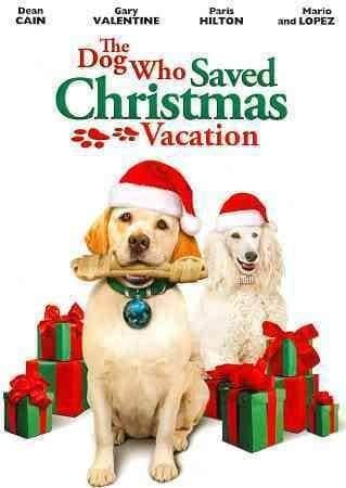The Dog Who Saved Christmas Vacation (DVD)