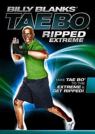 Billy Blanks: Tae Bo Ripped Extreme (DVD)