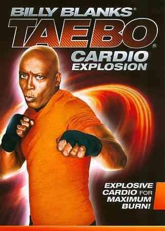 Billy Blanks: Tae Bo Cardio Explosion (DVD)