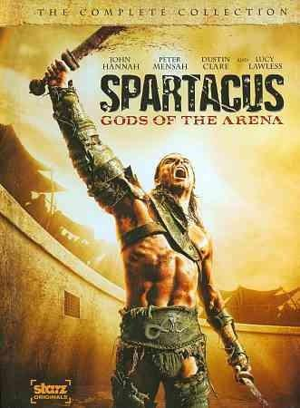 Spartacus: Gods Of The Arena (DVD)