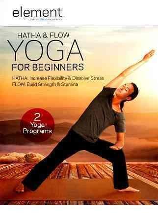 Element: Hatha & Flow Yoga For Beginners (DVD)