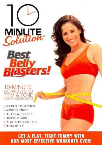 10 Minute Solution: Best Belly Blasters (Susan G. Komen Edition)