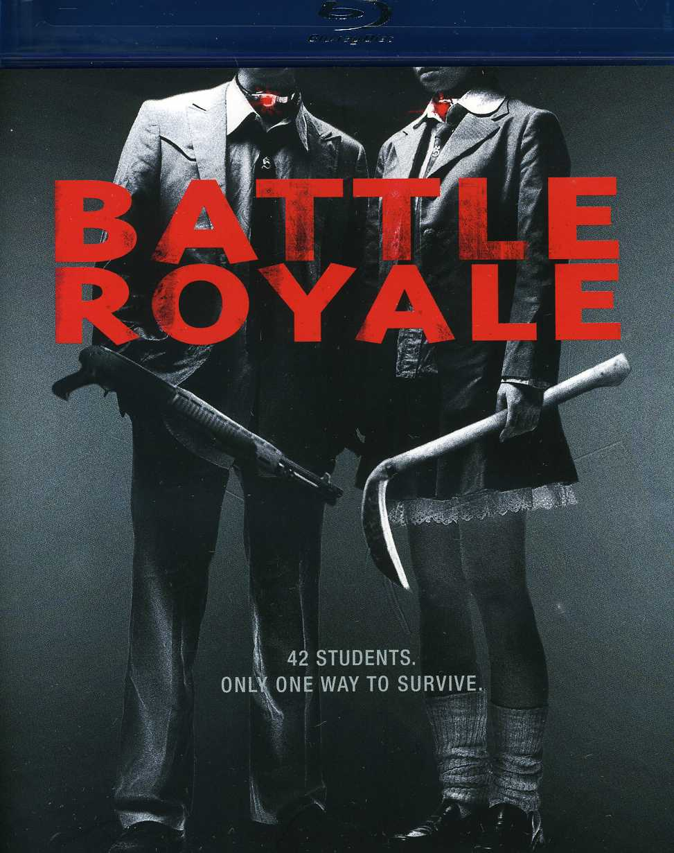 Battle Royale (Blu-ray Disc)