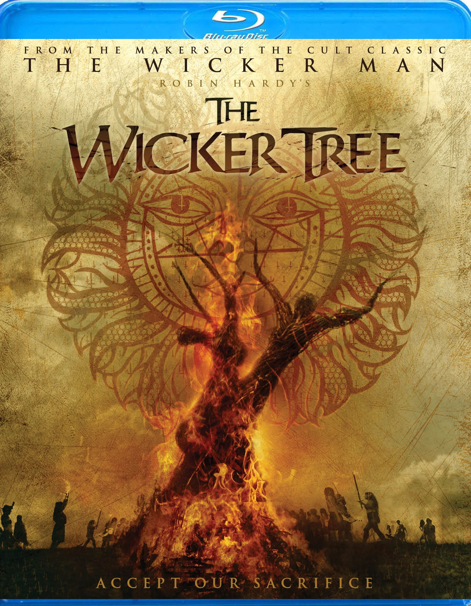 The Wicker Tree (Blu-ray Disc)