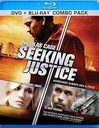 Seeking Justice (Blu-ray/DVD)