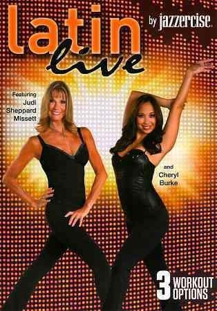Jazzercise: Latin Live (DVD)