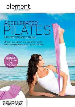 Element: Accelerated Pilates (DVD)