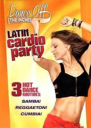 Dance Off The Inches: Latin Cardio Party (DVD)